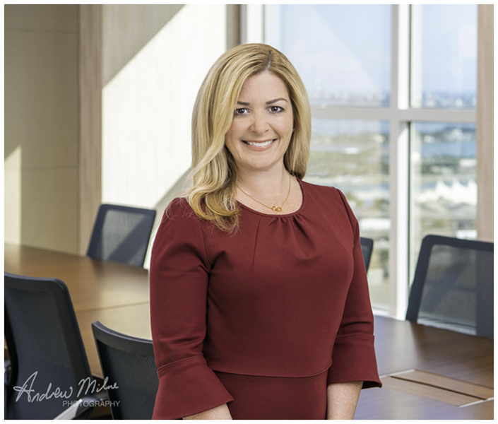 Attorney and business headshot photographer
