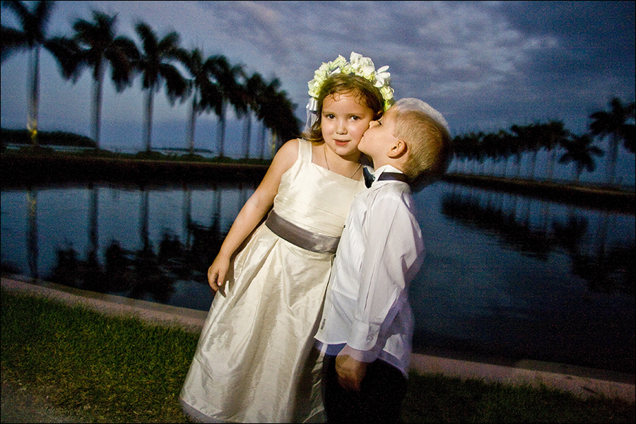 Wedding at Deering Estates South Florida