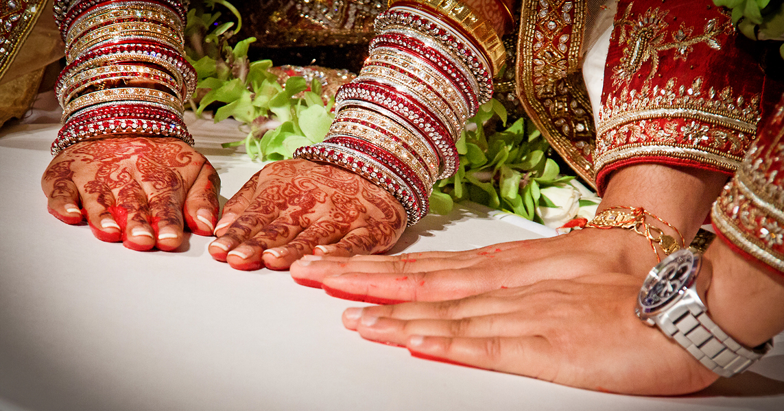 Indian wedding photographers South Florida